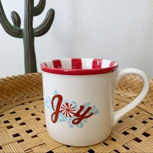 Starbucks Joy Holiday 2007 Mug